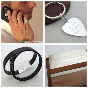 Personalized Gentleman Gifts - How to Choose Best Groomsmen Gifts - Stylish Gifts for Men