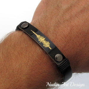 Reasons to Choose Leather Bracelets for Men. Very Best Men's Accessory