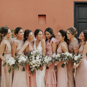 Top 10 amazing bridesmaids gift ideas. Stunning facts about Wedding Traditions