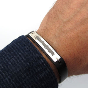 Voice Message Bracelet for men