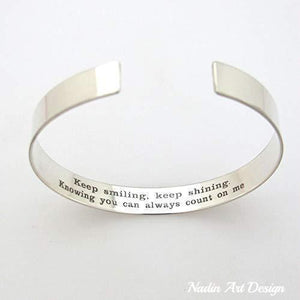 Secret Message Bracelets