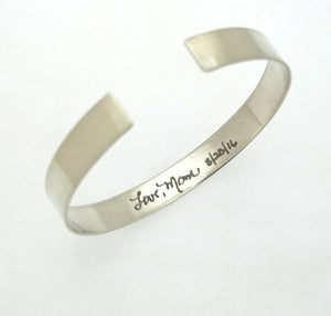 Handwriting Personalized Bracelet