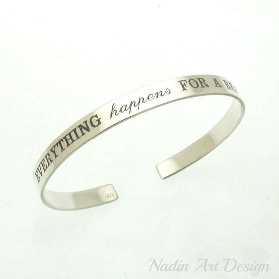 Name bracelet for women