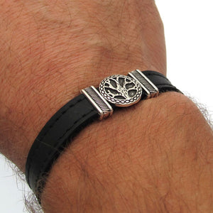 Tree of life bracelet for Men