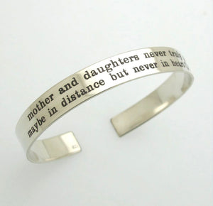Inspirational Mother Daughter Bracelet