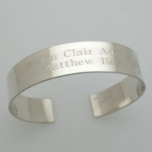 Remembrance Bracelet - Memorial Jewelry