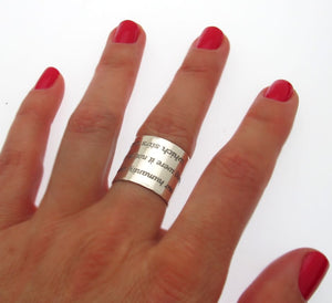 Inspiration Jewelry - Custom Ring for Her