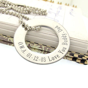 16th Birthday Boy Necklace Gift