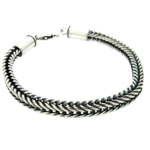 Stainless Steel Chain Bracelet for Men