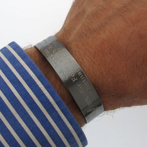 Air Force Custom Bracelet