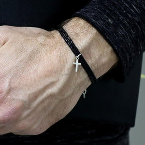 Cross Bracelet - Religious Gifts for him
