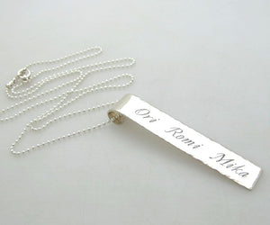Name Necklace - Birthday Gift Idea