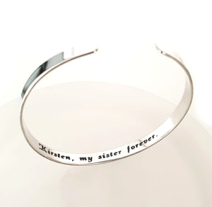 Mantra Bracelet - Friendship Gift