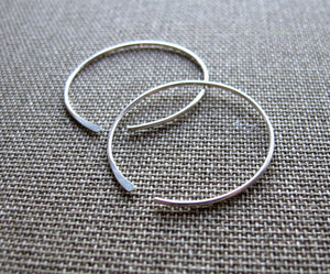Fashion Modern Hoop Earrings