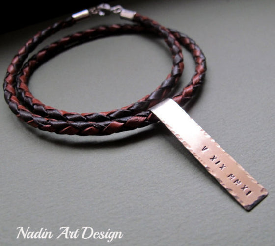 custom Mens necklace