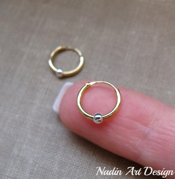 Small ball hoops