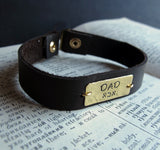Mens Wristband - Custom Bracelet