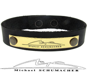 Engraved Message Wristband - Gift for Him