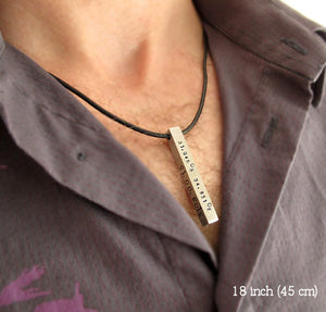 Sound Wave Necklace - Voice Recording Jewelry