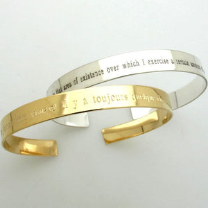 Custom Bracelet for Men - Fathers Day Gift