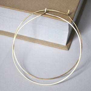 Large Lightweight Hoops