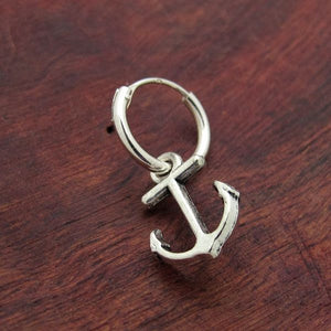 Anchor Earring for Men