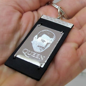 Memorial Keychain - Photo Key Chain