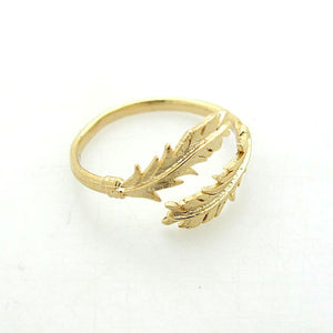 14K Gold Filled Cocktail Ring - Wrap Thumb Ring for her