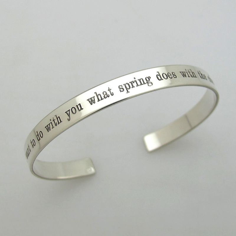 teacher etsy deal on dainty gift bangle shop dance bracelet bangles big tomdesign personalized