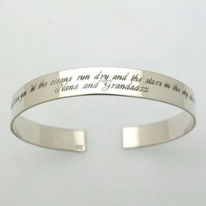 Best Friend Personalized Bracelet