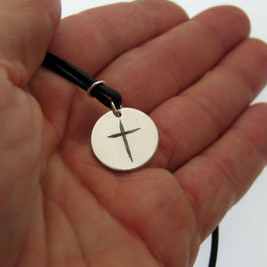 Cross Necklace for Men