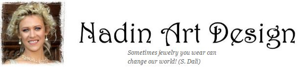 Nadin Art Design - Personalized Jewelry