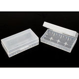 18650 Hard Plastic Battery case 2, 4