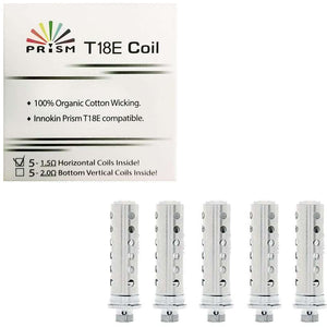 Innokin Endura T18 & T22 Prism Replacement Coils 5 Pack