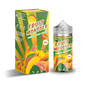 Jam Monster Fruits Range - 100ml