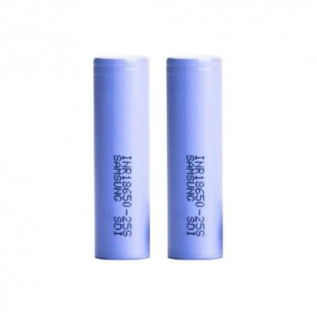 Samsung 25S 18650 2500mAh 35A Battery