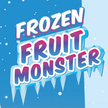 FROZEN FRUIT MONSTER RANGE - 100ML