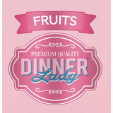 Dinner Lady Fruits Range - 60ml