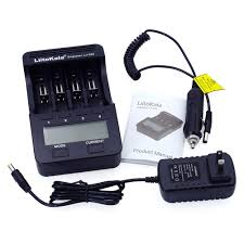 LiitoKala Lii-500 LCD NiMH Lithium 18650 Battery Charger & Tester