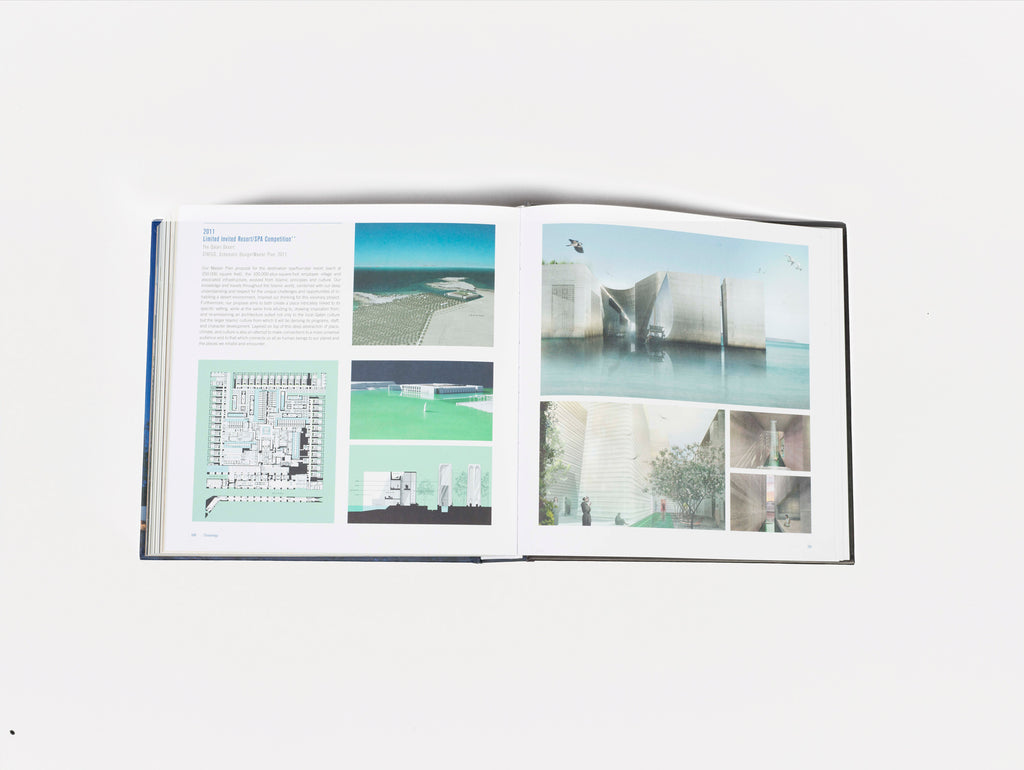 Dialogues in Space: Wendell Burnette Architects. - Oscar Riera Ojeda Publishers