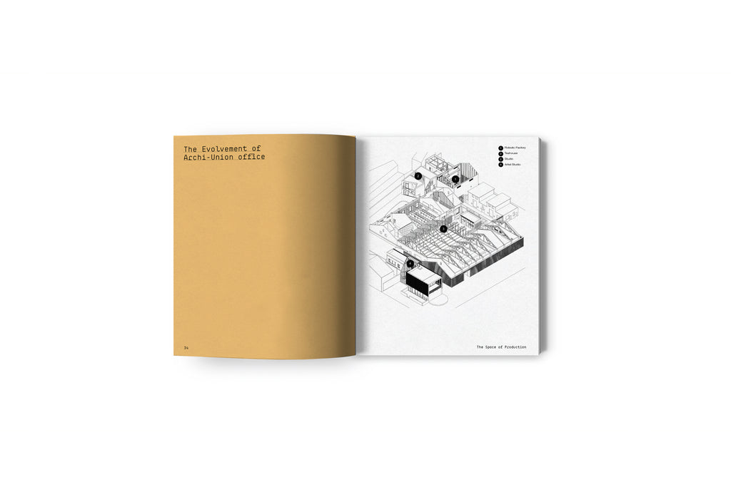 collaborative laboratory | Works of Archi-Union and Fab-Union - Oscar Riera Ojeda Publishers
