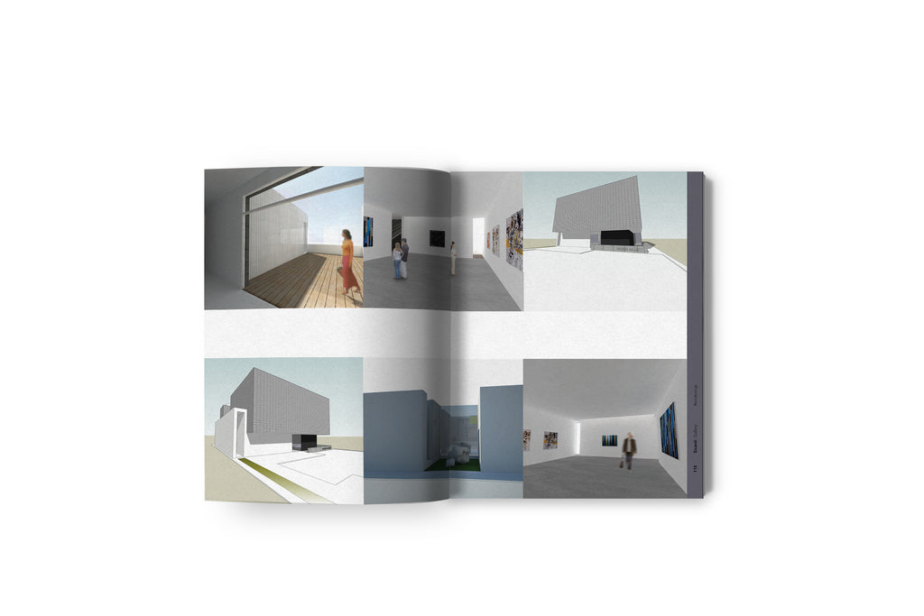 Architecture for the Arts | The De Santos & Sicardi Galleries - Oscar Riera Ojeda Publishers