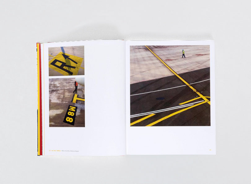 On the Tarmac: Rules, line-work, shadows and space - Oscar Riera Ojeda Publishers