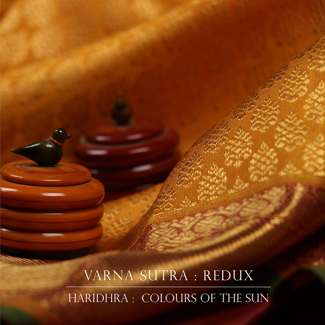 Varna Sutra: Haridhra - Colours Of The Sun