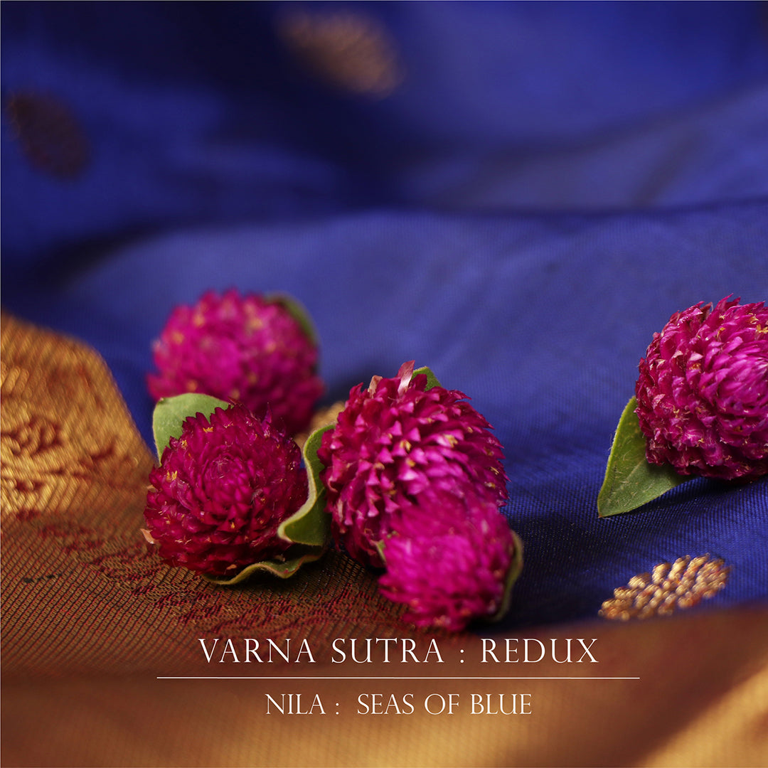 Varna Sutra : Nila - Seas Of Blues