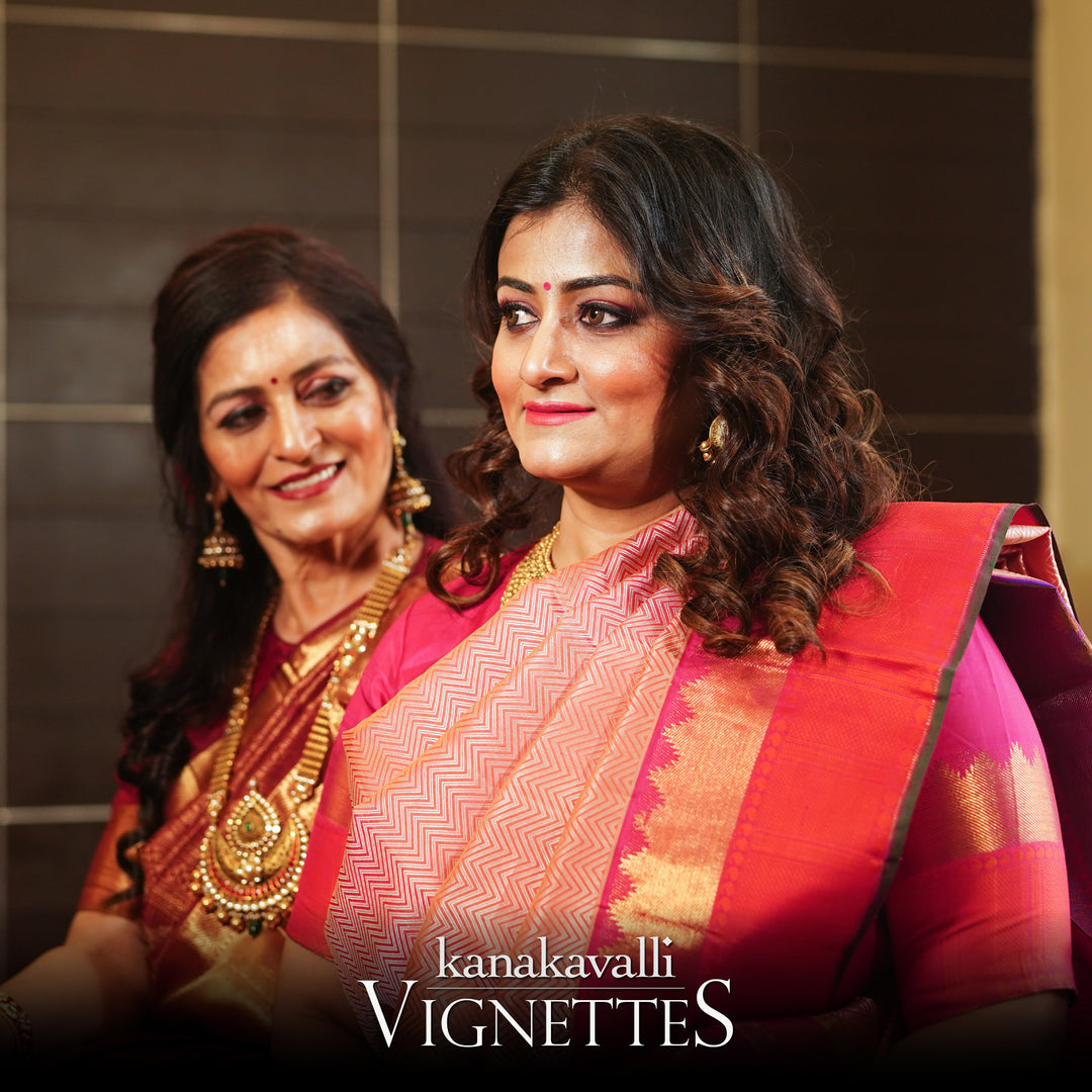 KANAKAVALLI VIGNETTES - THE MOTHERS' DAY GUEST CURATION