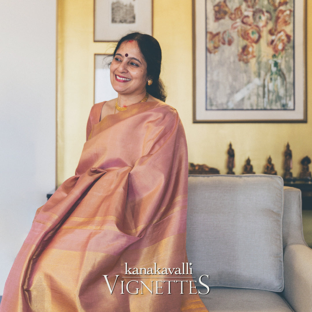 KANAKAVALLI VIGNETTES - DR. SHANTHI SANJAY GUEST CURATES
