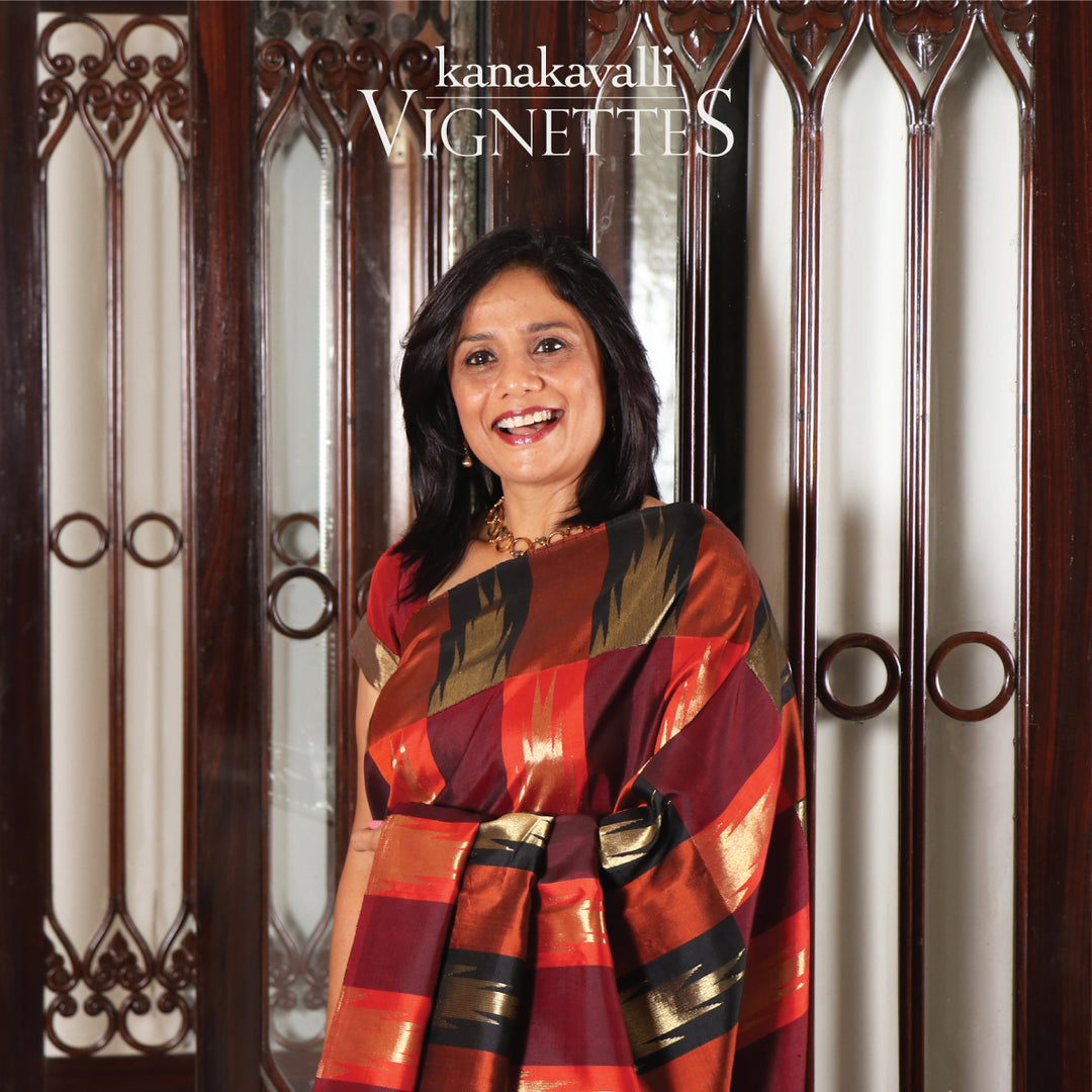 KANAKAVALLI VIGNETTES - SHEILA VERGHIS GUEST CURATES