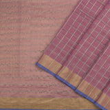 Pradeep Pillai Linen/Cotton Sari 008-01-2094 - Cover View