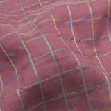 Pradeep Pillai Linen/Cotton Sari 008-01-2094 - Fabric View